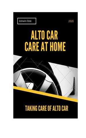 Alto Car Care at Home