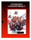 SUPERHERO CHOCOLATE BOUQUET