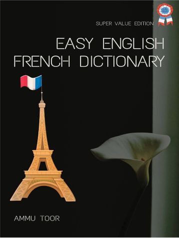 Easy English French Dictionary