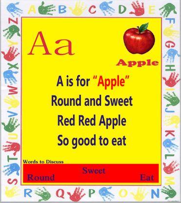 Walk Through Alphabets 2
