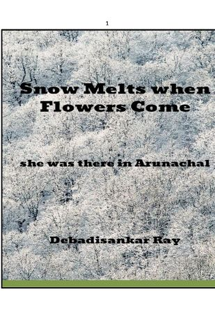 Snow Melts When Flowers Come