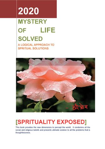 Life Solved & Sprituality Expossed