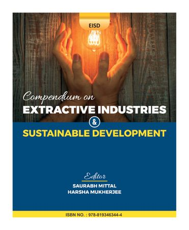 Extractive Industries and Sustainable Development
