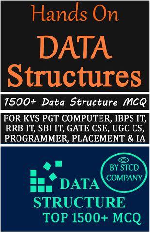 Hands on Data Structures & Algorithms 1500+ MCQ e-Book