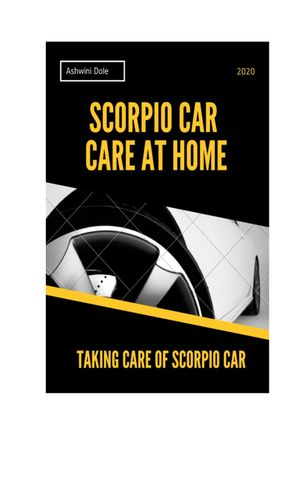 Scorpio Car Care at Home