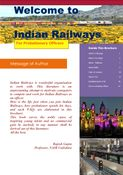 For Indian Railways' Probationary Officers