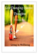 Life Changing Quotes & Thoughts (Volume 17)