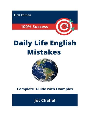 Daily Life English Mistakes