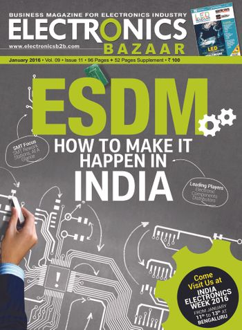 Electronics Bazaar, January 2016