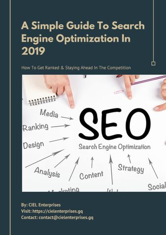Guide To Search Engine Optimization - 2019