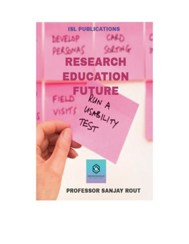 Research Education Future