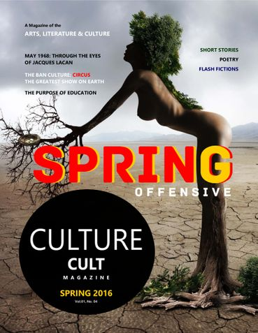 CultureCult Magazine (Spring 2016)