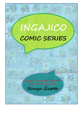Ingajico Comic Series (Volume 4)