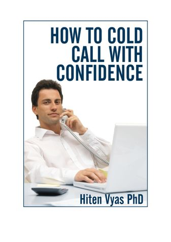 How To Cold Call With Confidence