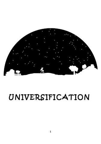 UNIVERSIFICATION THE E-BOOK
