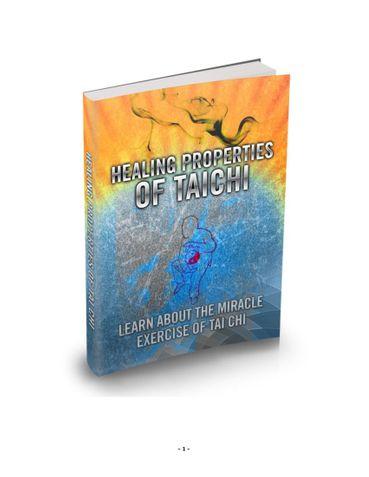 Healing properties of TAI CHI