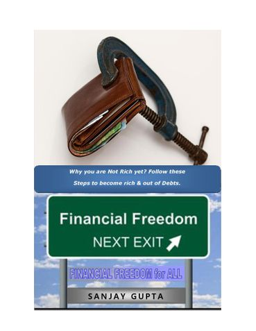 Why you are Not Rich yet? Follow these steps to become rich & out of Debts.