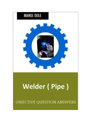 Welder ( Pipe )