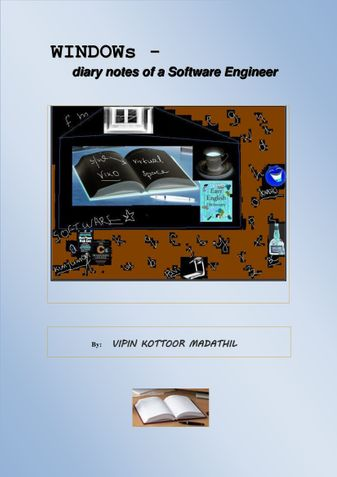 WINDOWs -  diary notes of a Software Engineer