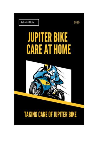 Jupiter Bike Care at Home