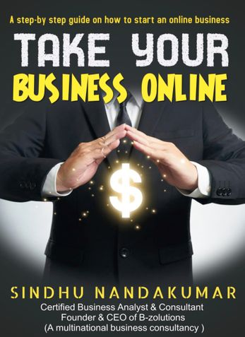 TAKE YOUR BUSINESS ONINE