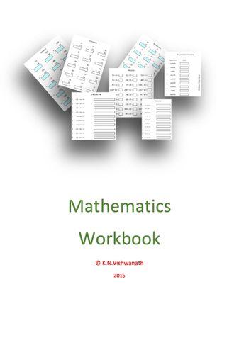High School Maths Workbook
