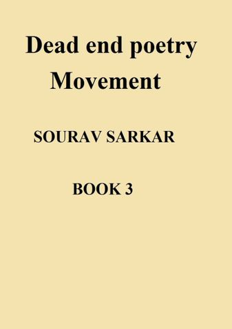 Dead end poetry movement  Book 3