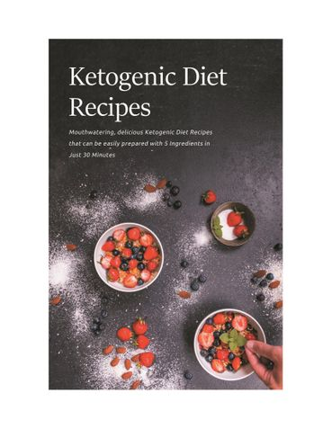 Mouthwatering, delicious Ketogenic Diet Recipes