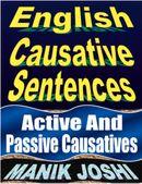 English Causative Sentences
