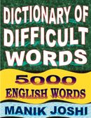 Dictionary of Difficult Words