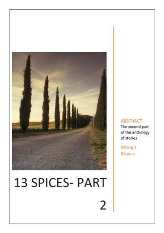 13 Spices- Part 2