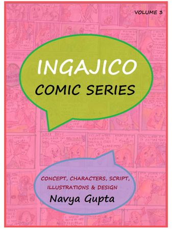 Ingajico Comic Series - Volume 3
