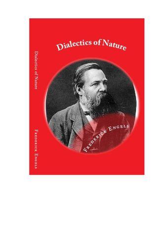 Dialectics of Nature