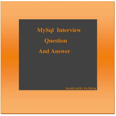 MySql Interview Question And Answer