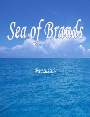 Sea of Brands