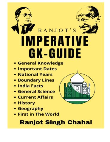 Ranjot's Imperative Gk Guide