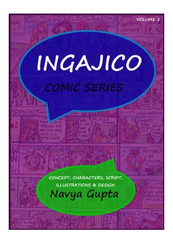 Ingajico Comic Series
