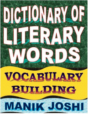 Dictionary of Literary Words