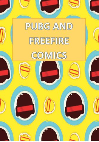 PUBG AND FREEFIRE COMICS
