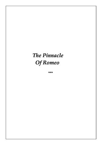 Pinnacle of Romeo
