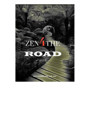 Zen 4 the road