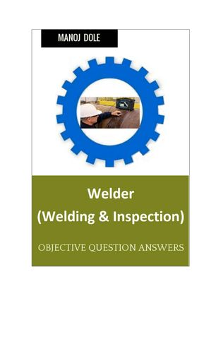 Welder (Welding & Inspection)