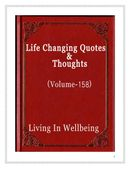 Life Changing Quotes & Thoughts (Volume 158)
