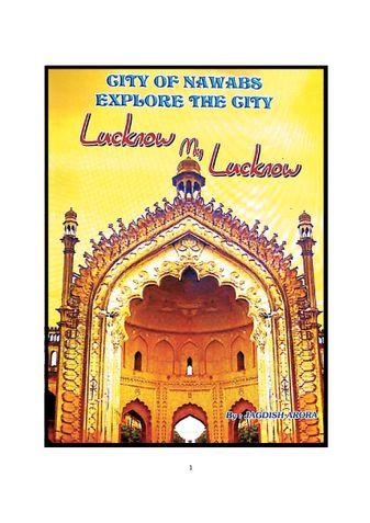 Lucknow my Lucknow