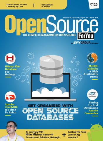 Open Source For You, March 2016
