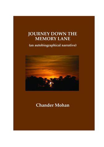 Journey Down The Memory Lane