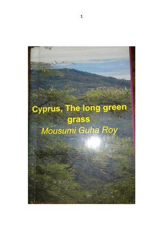 CYPRUS THE LONG GREEN GRASS