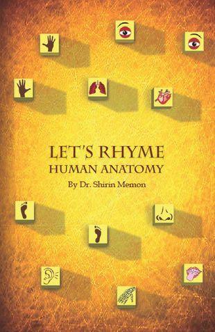 Let's Rhyme Human Anatomy