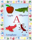 Walk Through Alphabets