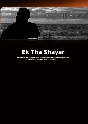 Ek Tha Shayar